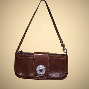 Michael Kors soft leather wallet/wristlet